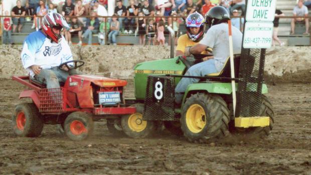 Combine Demo – Cannon Valley Fair
